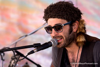 Lucky Bones at Joshua Tree Fall Music Festival 2014