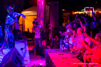 Bomba Estero at Joshua Tree Fall Music Festival 2014